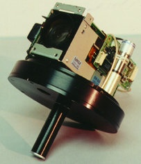Compact-Video-Panning-Unit-for-submarine-periscopenull mechanical product development - Converse Design Engineering