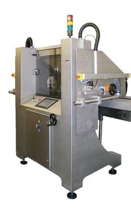 Plastic-Bottle-Inspection-System mechanical product development - Converse Design Engineering